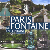 couverture Paris fontaines