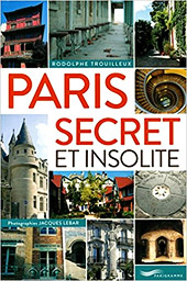 couverture Paris secret